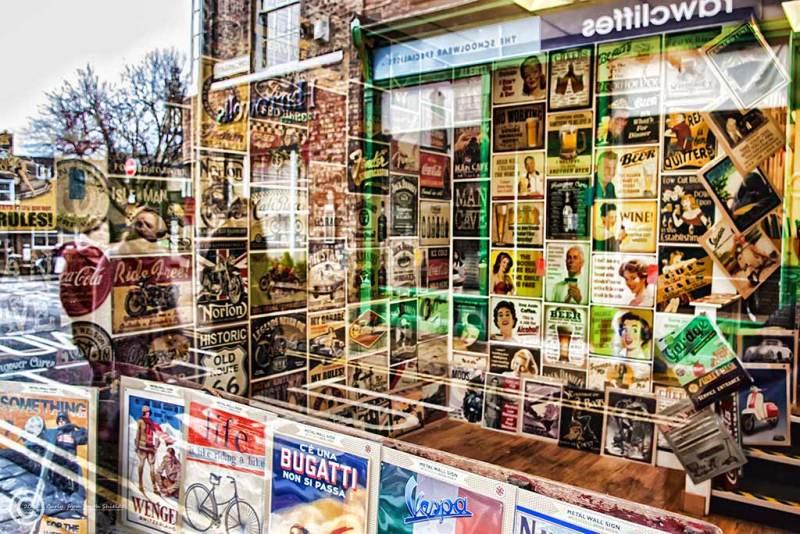 Shop in Fossgate, York