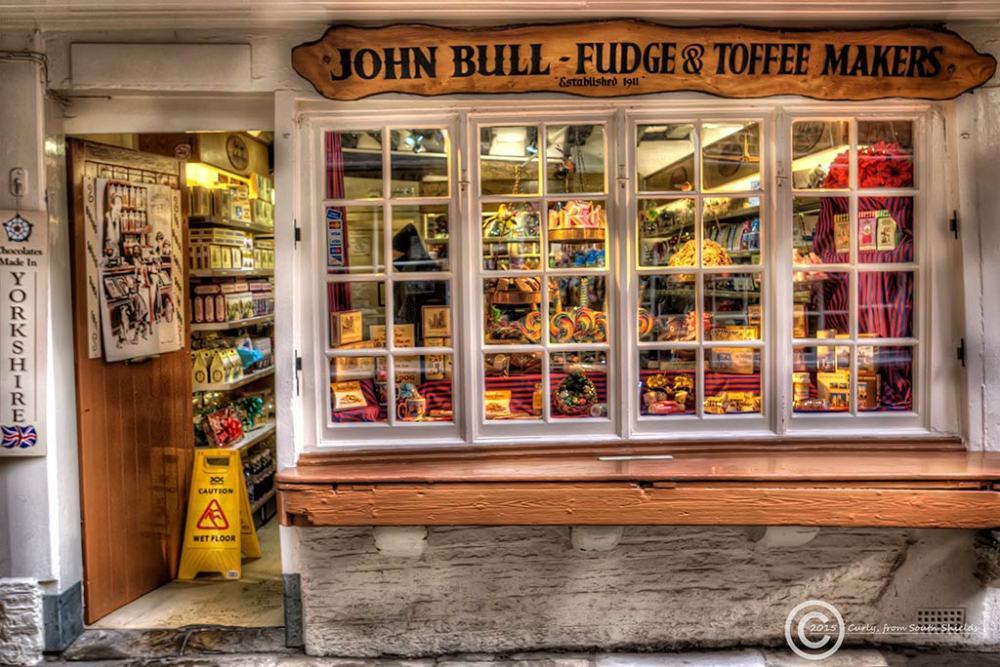 John Bull, The Shambles, York