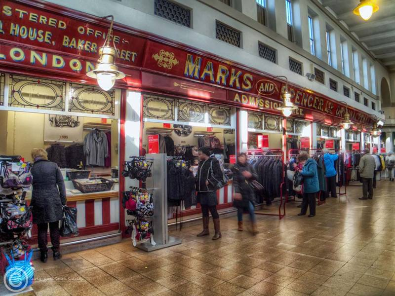 Grainger Market, Newcastle Upon Tyne