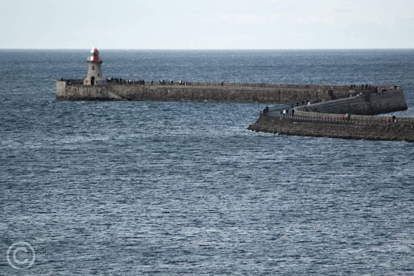 The south pier, South Shields