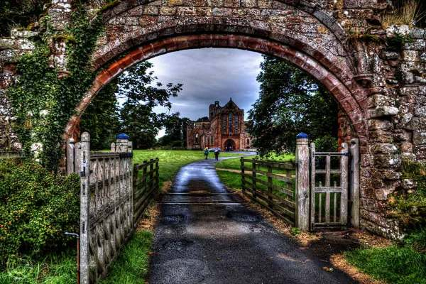 Lanercost Priory, Cumbria, UK