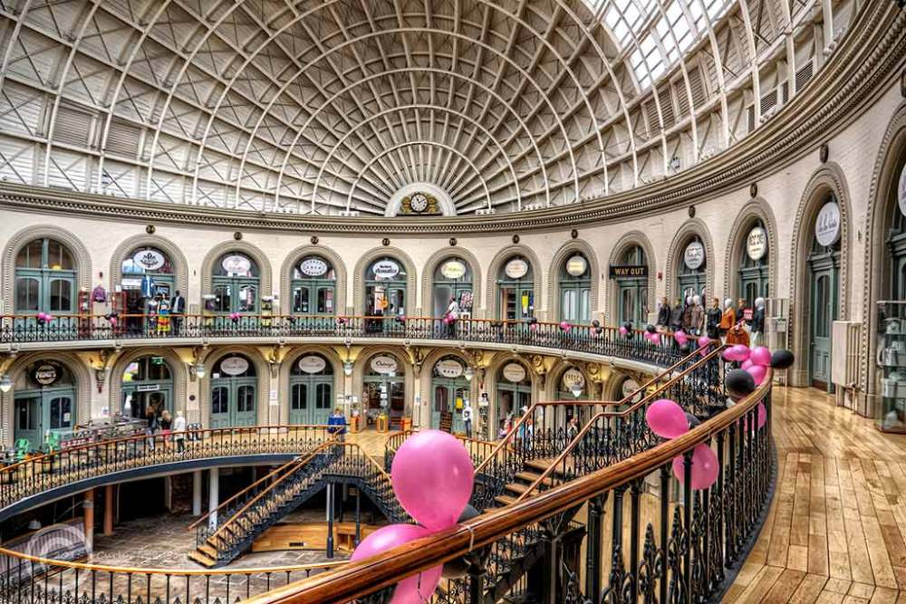 The Corn Exchange, Leeds
