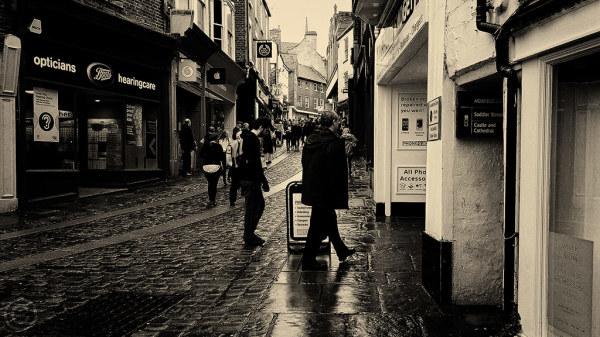 Silver Street, Durham