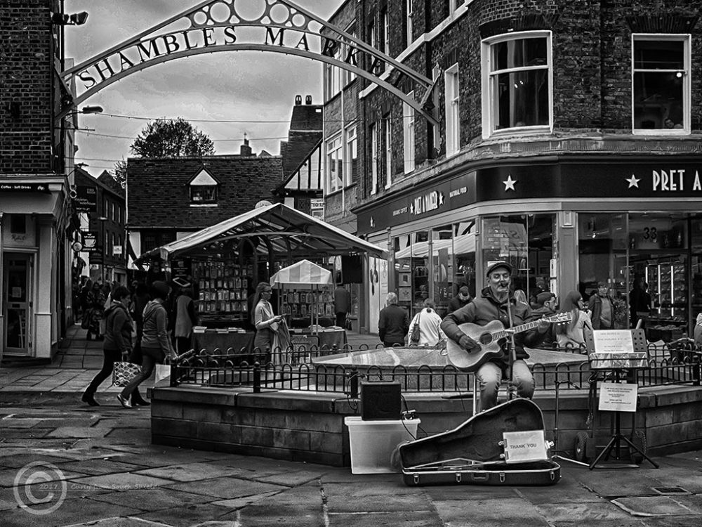 Shambles Market, York, UK
