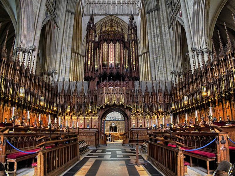 York Minster, UK