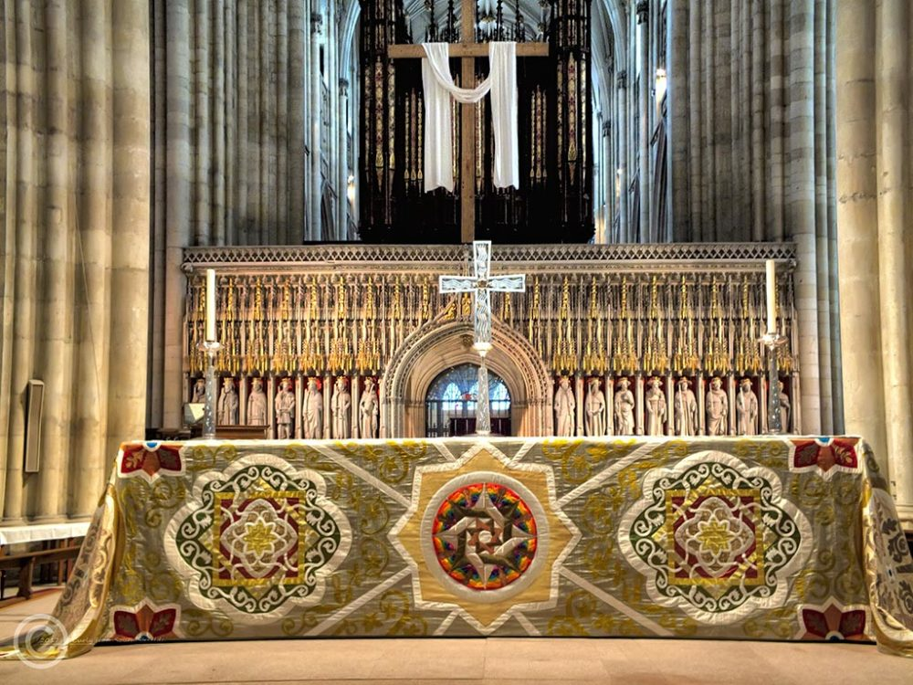 York Minster Mid Altar