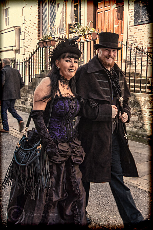Whitby Goth Weekend 2017
