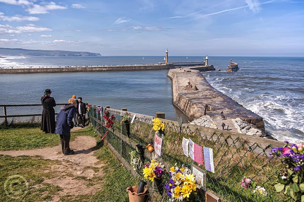 Whitby Goth Weekend April 2017