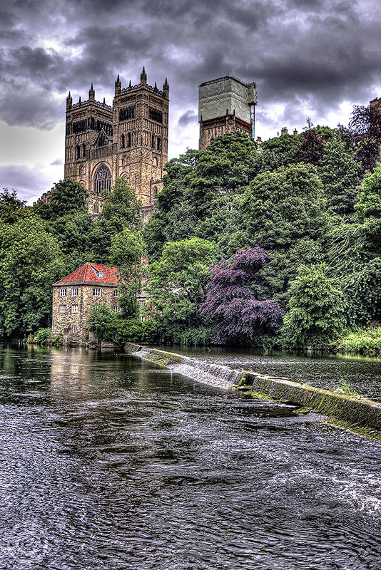 Durham Cathedral HDR