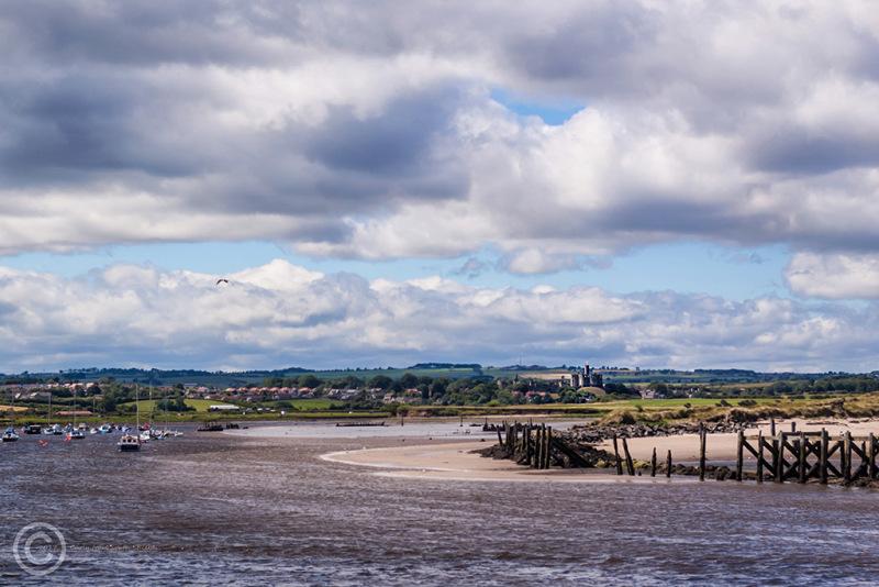 Amble Harbour, Northumberland