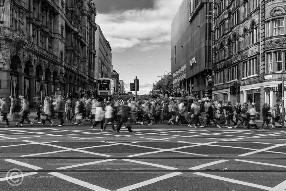 St. David Street, Edinburgh.