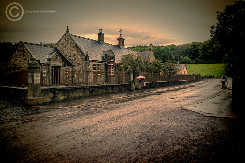 School, Beamish Museum.