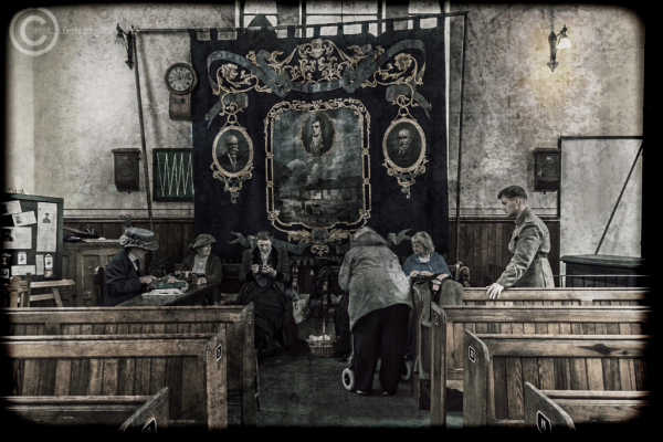 Methodist Chapel, Beamish Museum
