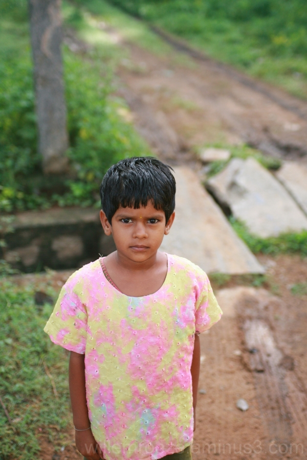 Girl from India