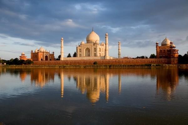 Taj & Central India