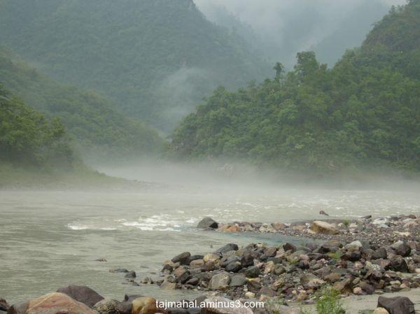 Ganges in Rishikesh