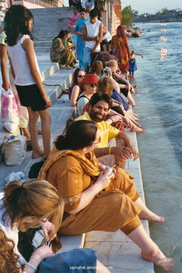 Gange in Rishikesh