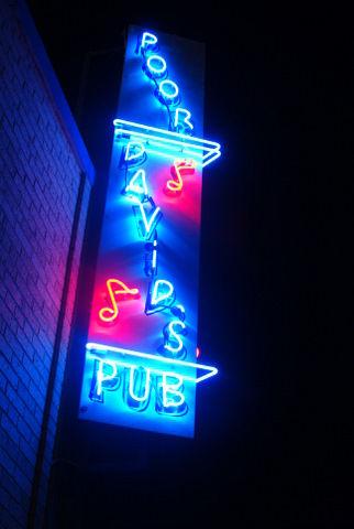 Poor David's Pub