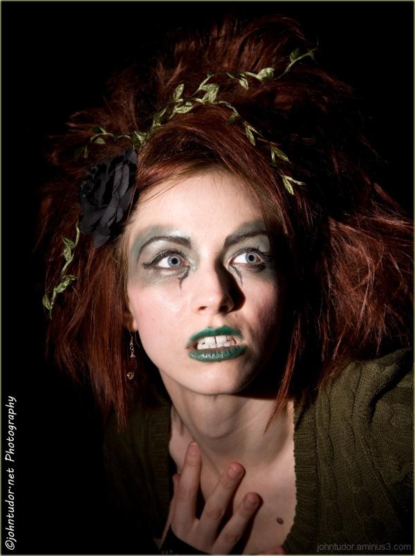 Halloween photoshoot with Welshot Imaging.