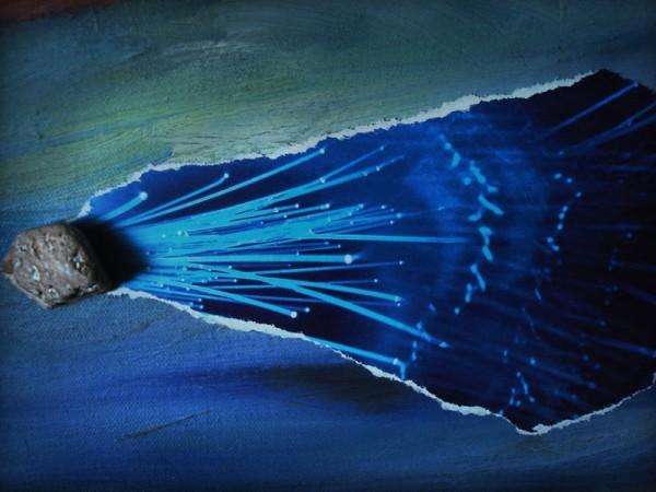 lasilvi silvialew photo piedra stone blue comet