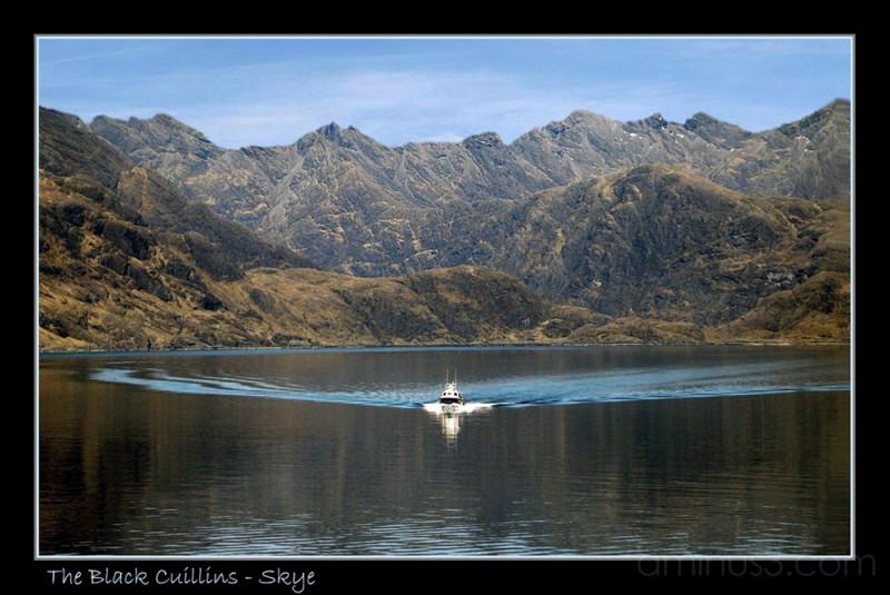 The Black Cuillins - Skye