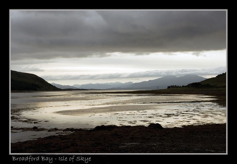 Broadfor Bay- Isle of Skye