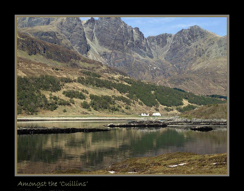 Amongst the 'Cuillins'