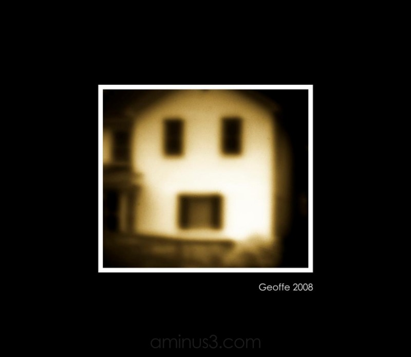 The House that Laughs at Me
