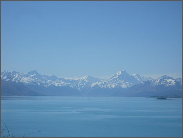 Alps over Tekapo