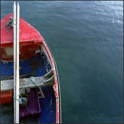 straight oars