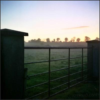 dew on the gates of dawn