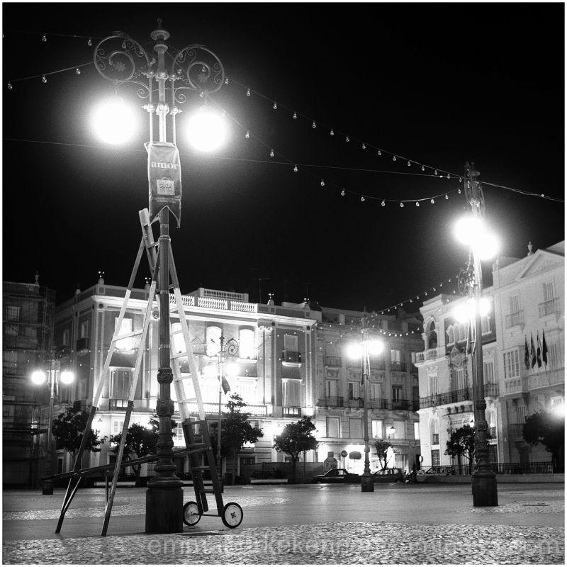 Plaza San Antonio - Amor