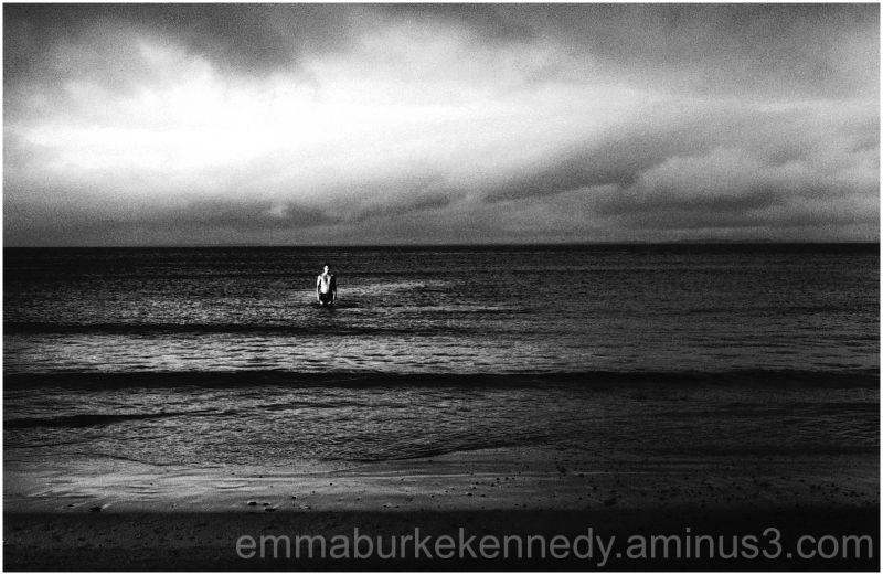 Wally in the Ocean