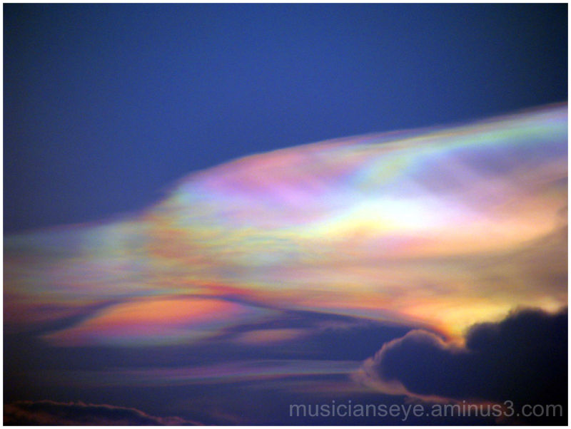 A Painting in the sky II...