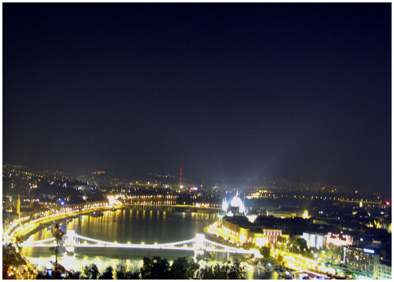 Dazzling Budapest