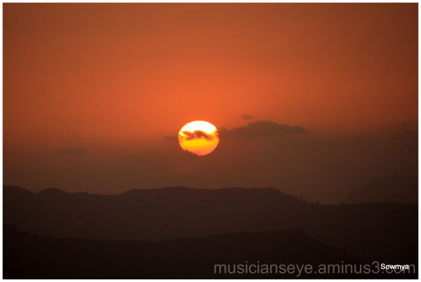 Sunset at Khandala