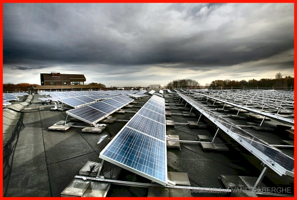 425KWp photovoltaic installation