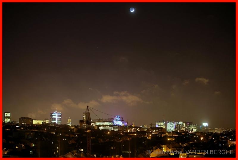 Hello the Moon...;-)