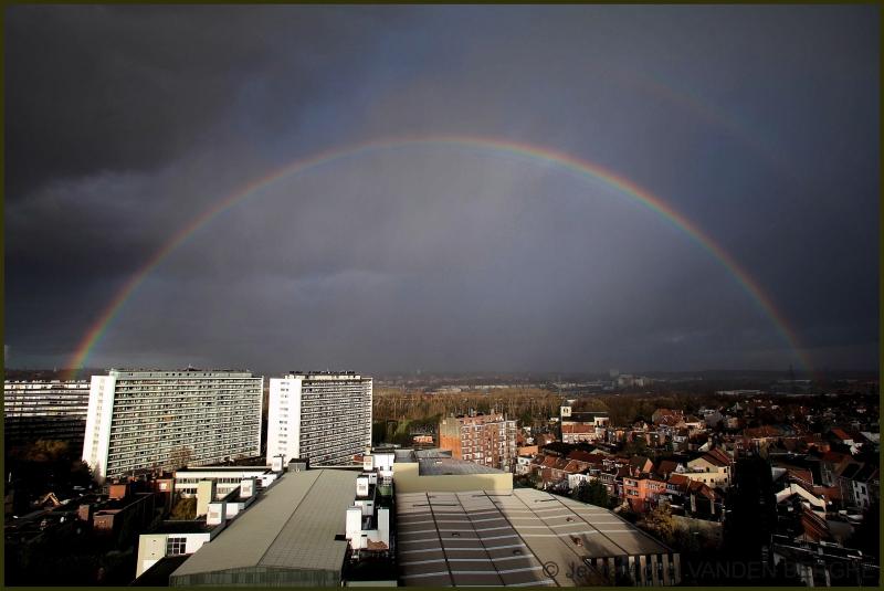 Full arch rainbow
