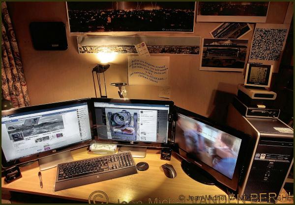 Big clean up of my desktop...;-)