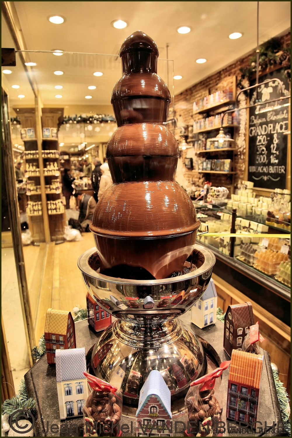Chocolate Fountain...