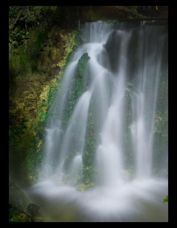 Waterfall on Slowspeed