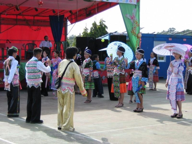 hmong's ball game