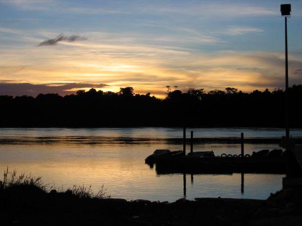 et un autre coucher de soleil de saint jean