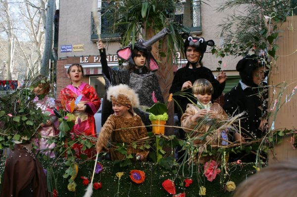 Carnaval Céret 2009