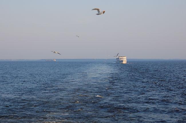 Volga. September 2008 / Волга. Сентябрь 2008