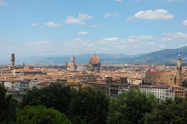 Firenze, July 2008