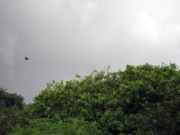 mumbai monsoon dark sky