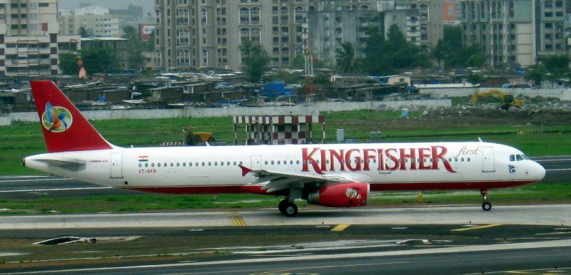 kingfisher aircraft