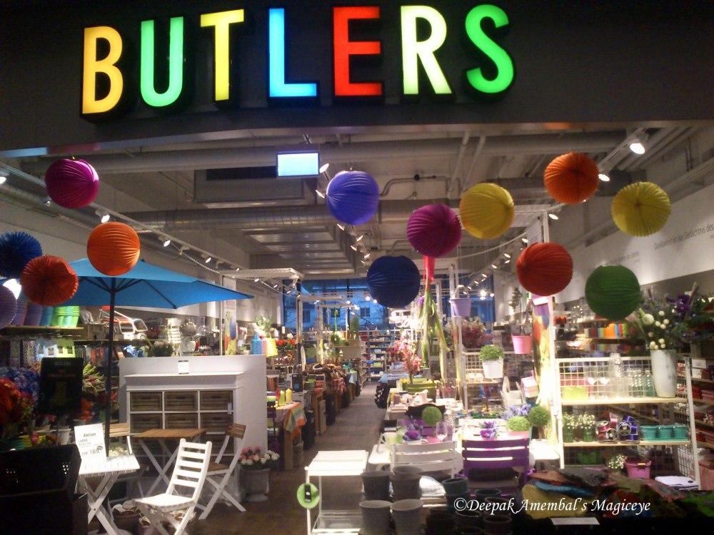 Butlers - Interiors